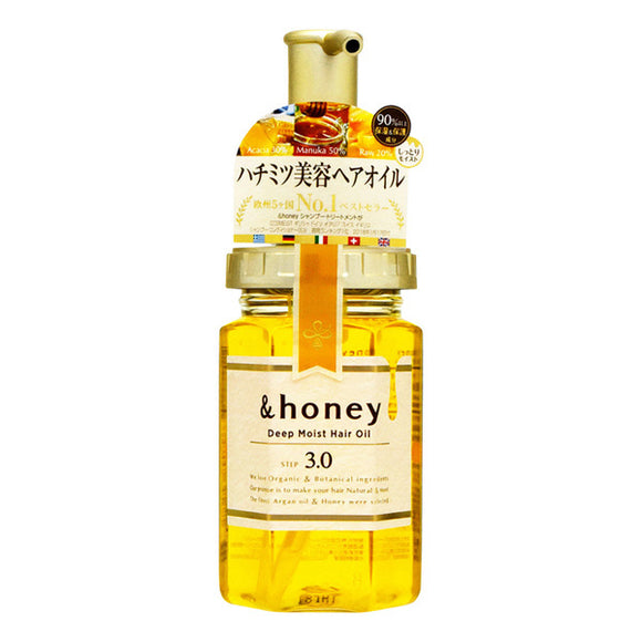 &Honey Deep Moisture Hair Oil 3.0