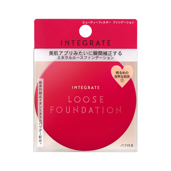 Integrated Beauty Filter Foundation 1