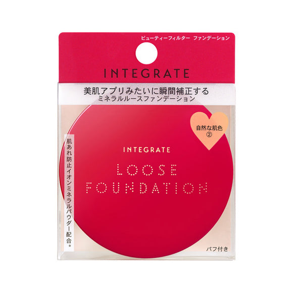 Integrated Beauty Filter Foundation 2