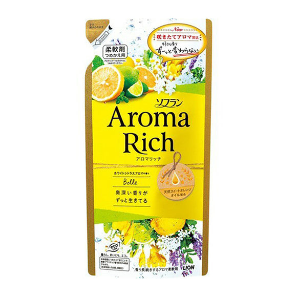 Lion Soflan Aromarich Belle 400Ml