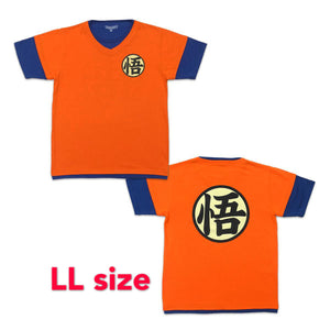 Dragon Ball Z T-Shirt   Ll Orange