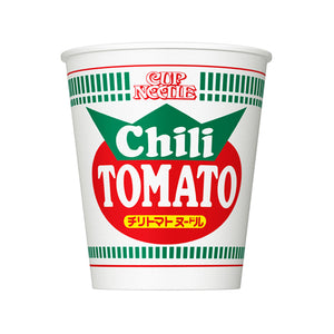 Nissin Cup Noodle Chili Tomato, 4 cups