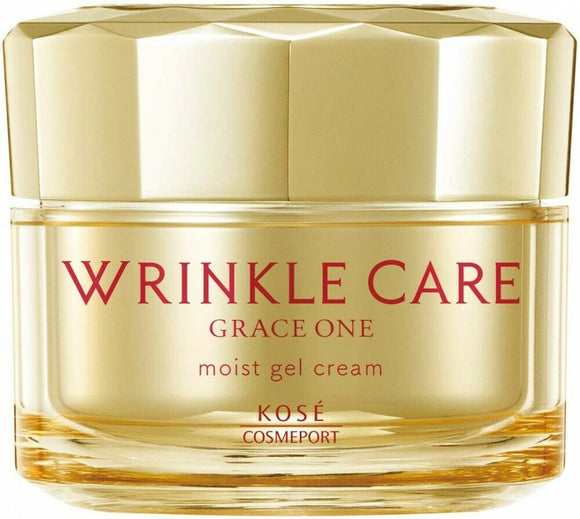 Kose Grace One wrinkle care moist gel cream all-in-one