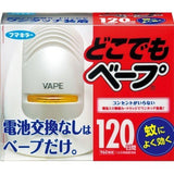 Vape Mosquito repellent 120 days