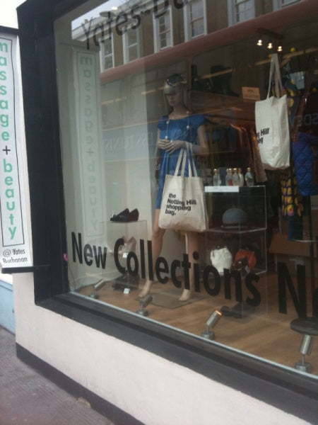 We're in the window of Yates Buchanan