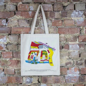 Camden Town Map | Notting Hill Shopping Bag - Notting Hill Shopping Bag
