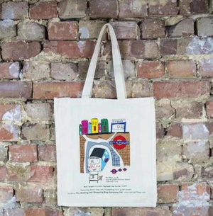 Train - The Notting Hill Shopping Bag