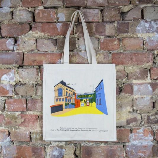 Camden Bridge Bag - The Notting Hill Shopping Bag