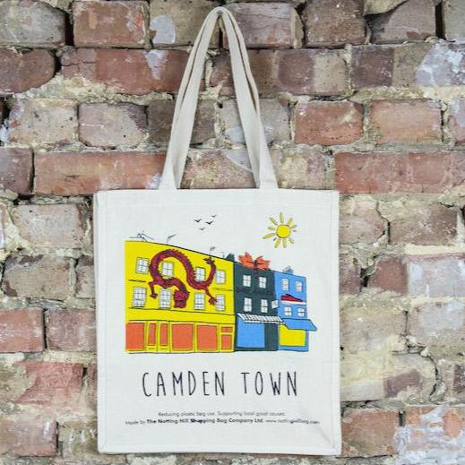 Camden Town House | Notting Hill Shopping Bag - The Notting Hill Shopping Bag