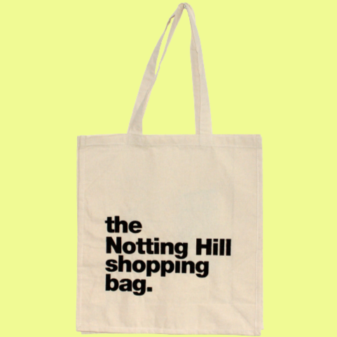 Original Cotton Bag | Notting Hill Bag - The Notting Hill Shopping Bag