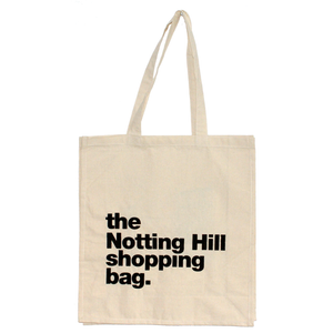 Oxford Street Map | Notting Hill Shopping Bag - The Notting Hill Shopping Bag