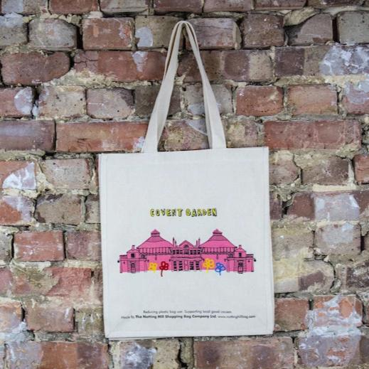 Covent Garden | Notting Hill Shopping Bag - The Notting Hill Shopping Bag