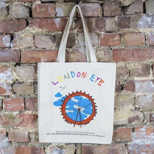London Eye - The Notting Hill Shopping Bag