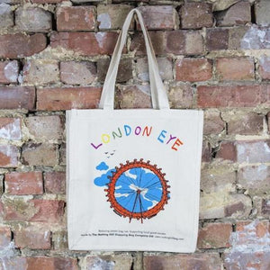 London Eye | Notting Hill Shopping Bag - The Notting Hill Shopping Bag