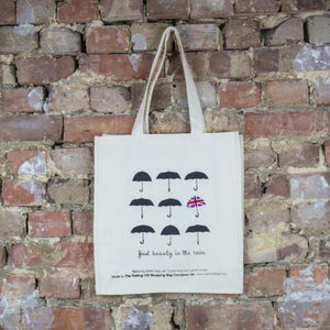 Umbrellas - The Notting Hill Shopping Bag