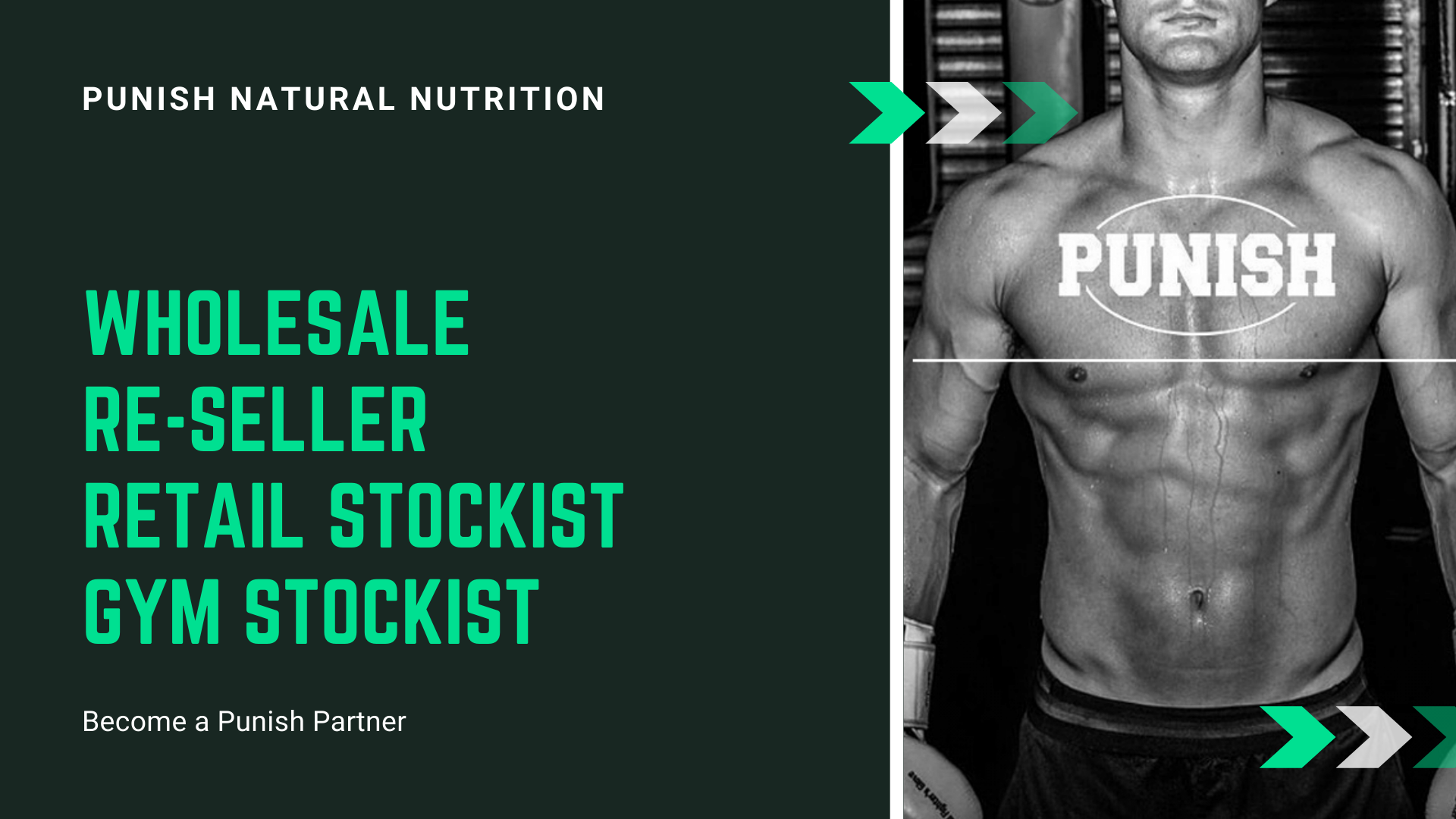 Punish Natural Nutrition Wholesale