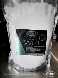 Whey Protein Isolate - RAW