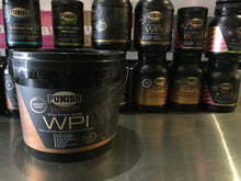 Load image into Gallery viewer, Punish Nutrition Whey Protein Isolate (WPI) 3kg Vanilla