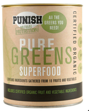 Load image into Gallery viewer, Punish Pure Greens Superfood