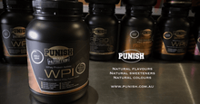Load image into Gallery viewer, Punish Nutrition Whey Protein Isolate (WPI)