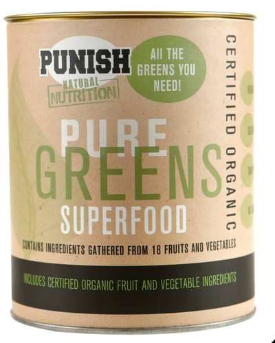 Punish Pure Greens Superfood
