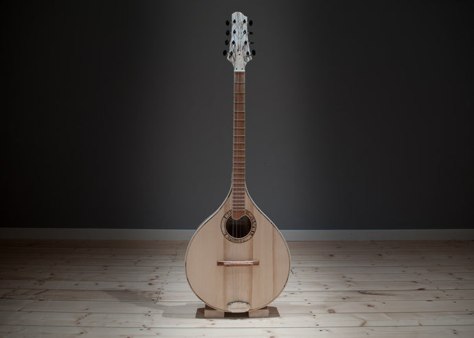 Irish bouzouki - By Erik Arnberg