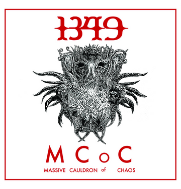 1349 - 'Massive Cauldron Of Chaos' DigiCD