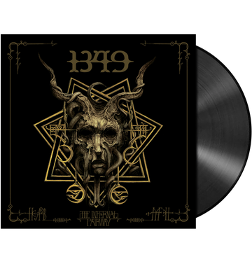 1349 - 'The Infernal Pathway' 2xLP