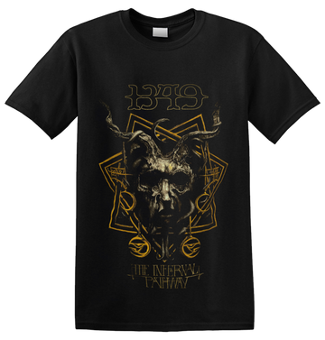 1349 - 'The Infernal Pathway' T-Shirt