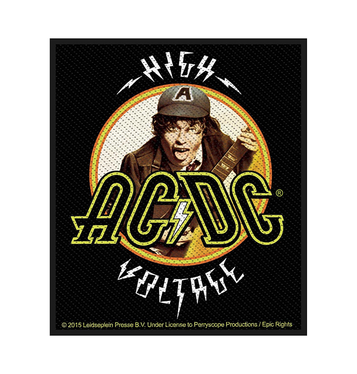 AC/DC - 'High Voltage' Patch
