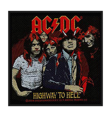 AC/DC - 'Highway To Hell' Patch