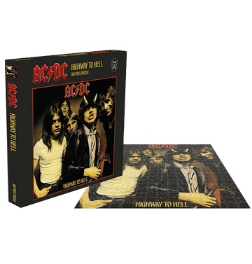 AC/DC - 'Highway To Hell' 500 piece Puzzle