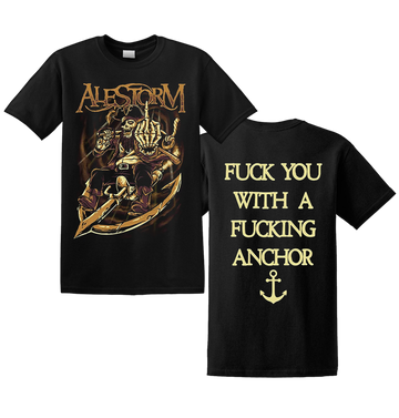 ALESTORM - 'Fuck You' T-Shirt
