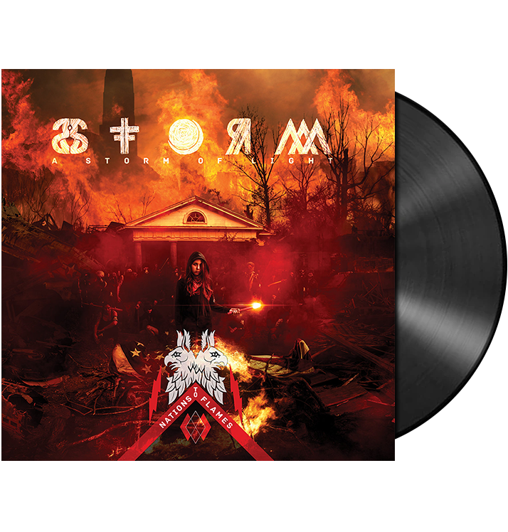 A STORM OF LIGHT - 'Nations To Flames' 2xLP