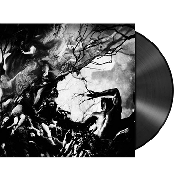 ABIGOR - 'Höllenzwang (Chronicles Of Perdition)' LP