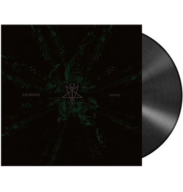 ABIGOR - 'Time Is The Sulphur In The Veins Of The Saint' LP