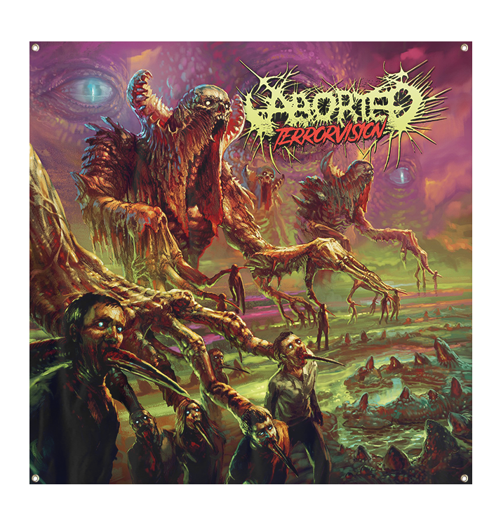 ABORTED - 'Terrorvision' Flag