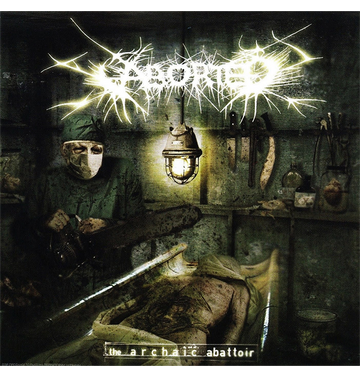 ABORTED - 'The Archaic Abattoir' DigiCD