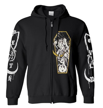 ABORTED - 'Deathcult' Zip-up Hoodie