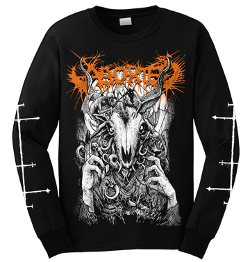ABORTED - 'Grin' Long Sleeve
