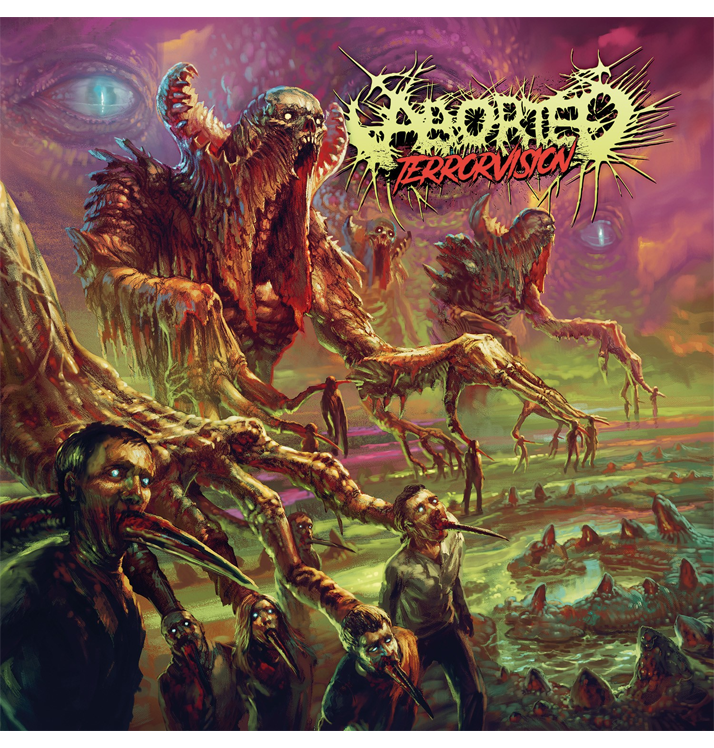 ABORTED - 'TerrorVision' CD