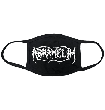 ABRAMELIN - 'Logo' Face Mask