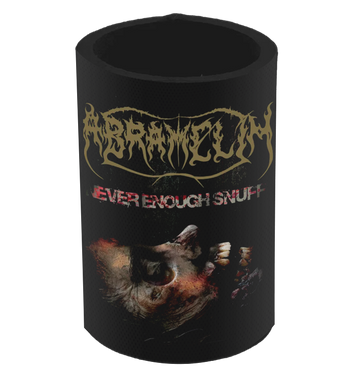 ABRAMELIN - 'Never Enough Snuff' Stubbie Holder