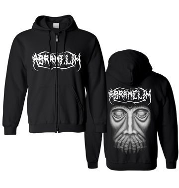 ABRAMELIN - 'The Mage' Zip-Up Hoodie