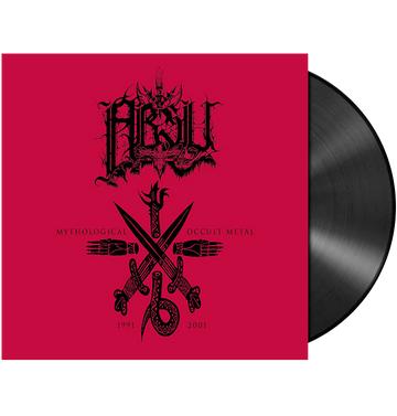 ABSU - 'Mythological Occult Metal' 2xLP