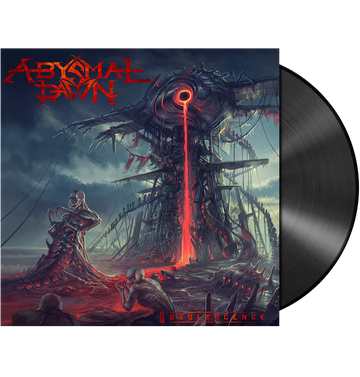 ABYSMAL DAWN - 'Obsolescence' LP