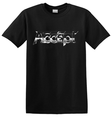 ACCEPT - 'Logo 2' T-Shirt