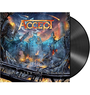 ACCEPT - 'The Rise Of Chaos' 2xLP