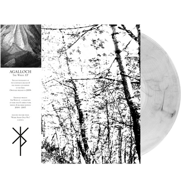 AGALLOCH – 'The White EP' LP