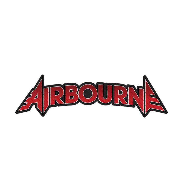 AIRBOURNE - 'Logo' Patch